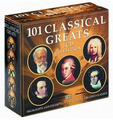VA - 101 Classical Greats (1998)