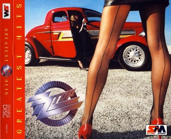 ZZ Top - 2008 - Star Mark Greatest Hits